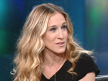 Sarah Jessica Parker discusses motherhood.