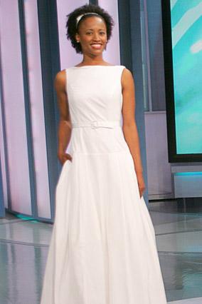 Isaac Mizrahi's Classic Princess Dress
