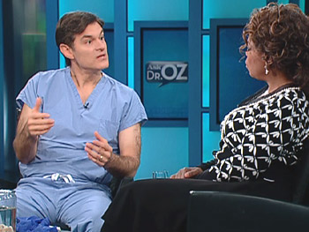 Dr. Oz Answers Burning Medical Questions