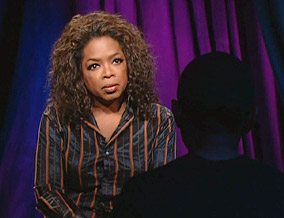 Oprah interviews Susan's youngest son.