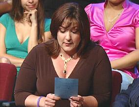 Lynne reads Susan's letter.