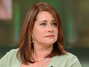 Lorraine Bracco talks to Oprah about tough times.