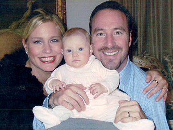 Emme, Toby and Phil Aronson