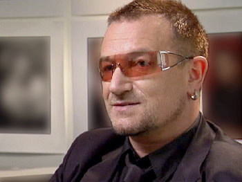 Bono will be guest editor of 'Vanity Fair' in July of 2007.