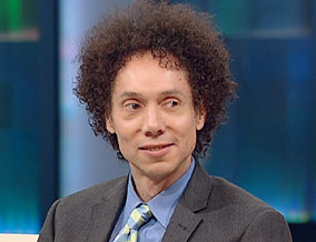 Malcolm Gladwell's new book discusses a prejudice test.
