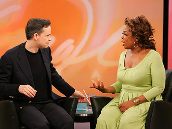 Dr. Holden and Oprah