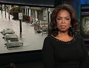 Oprah on the two-year anniversary of Hurricane Katrina