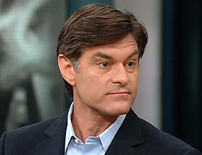 Dr. Oz on the breakdown in the healthcare system