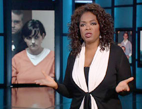 Mary Winkler talks exclusively to Oprah.