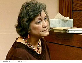 Diane Winkler, Matthew's mother
