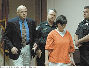Mary Winkler was arrested two days after shooting her husband.