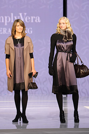 Beth and Kelli in Simply Vera