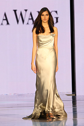 Rachel Weisz's Oscar dress by Vera Wang