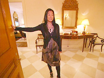 Vera Wang says to buy clothes a size larger.
