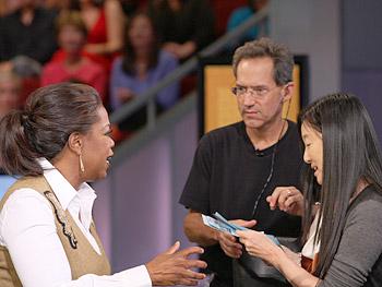 Oprah, Dean and Vera Wang