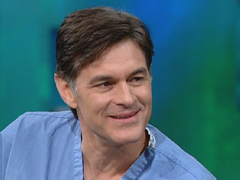 Dr. Oz explains 'The Truth About Food.'