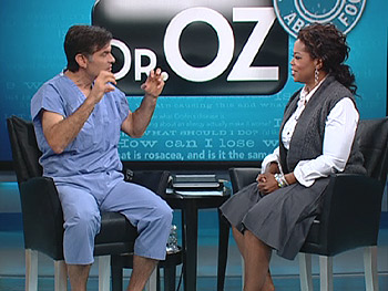 Dr. Oz explains the benefits of fiber.
