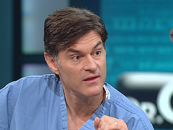 Dr. Oz explains the benefits of calcium.