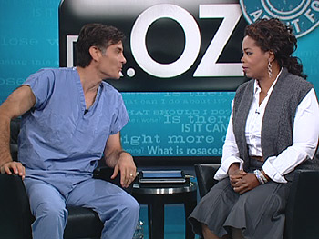 Dr. Oz and Oprah on lycopene