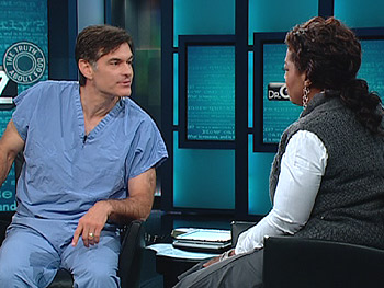 Dr. Oz says detox diets don't seem to work.