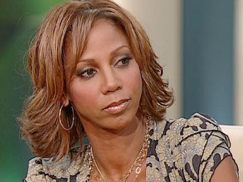 Holly Robinson Peete talks about her son's diagnosis.