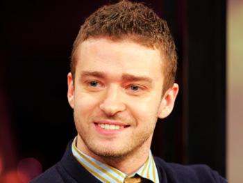 Justin Timberlake brings 'SexyBack.'
