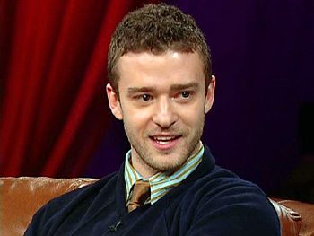 Justin Timberlake talks about his latest romance.