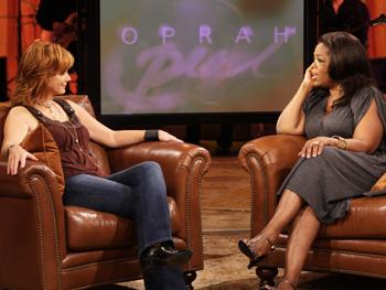 Reba and Oprah