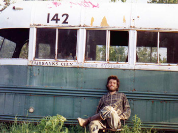 'Into the Wild' tells the tragic real-life story of Chris McCandless.