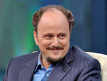 Jeffrey Eugenides, author of Middlesex