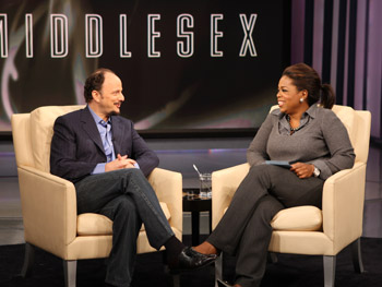 Jeffrey Eugenides says Middlesex is a love story.