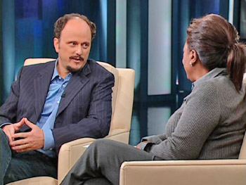 Jeffrey Eugenides says he did a lot of research on intersex conditions.