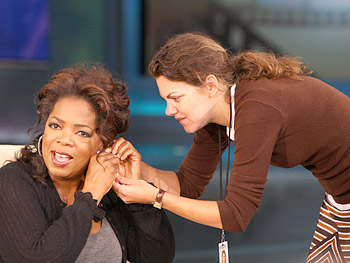Oprah and Kelly