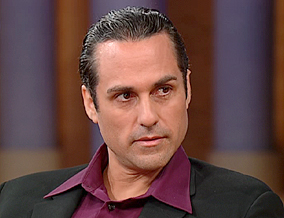 Maurice Benard of General Hospital
