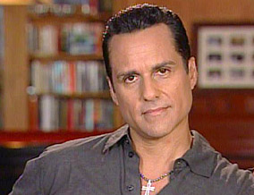 Maurice Benard suffered an anxiety attack
