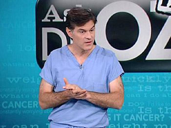 Dr. Oz on erectile dysfunction drugs