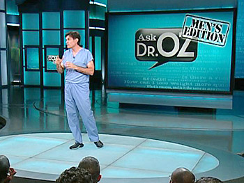 Dr. Oz busts balding myths.