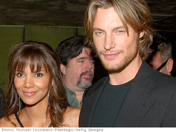 Halle Berry and her new love, Gabriel Aubry