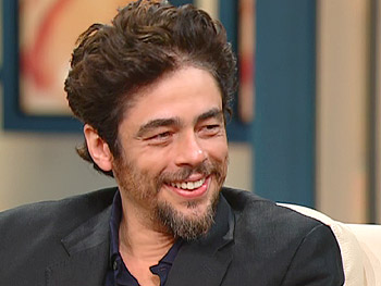 Benicio Del Toro stars in Things We Lost in the Fire.
