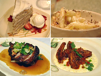 Dishes from Table Fifty-Two