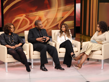 Jill Scott, Tyler Perry, Janet Jackson and Oprah