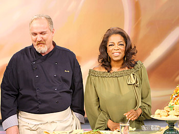 Art Smith and Oprah