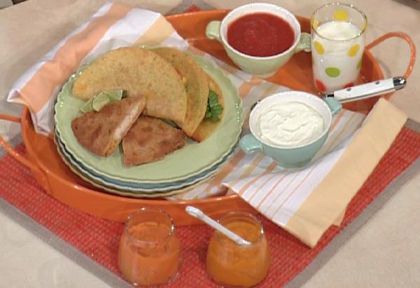 Jessica Seinfeld's tacos