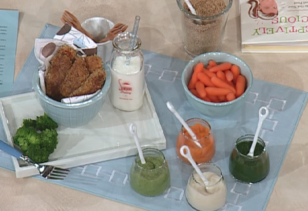Jessica Seinfeld's chicken nuggets