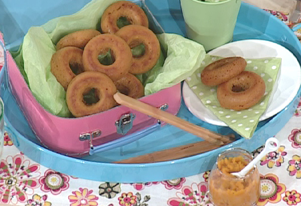 Jessica Seinfeld's doughnuts