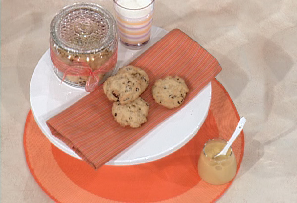 Jessica Seinfeld's chocolate chip cookies