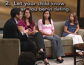 Gary talks about how to tell your kids you're dating after divorce.