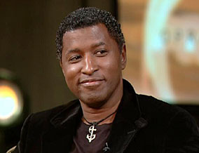 Kenny 'Babyface' Edmonds discusses his public divorce.