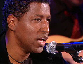 Babyface performs 'Not Going Nowhere.'