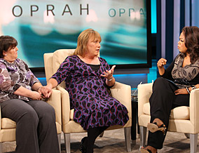 Fran, Denise and Oprah